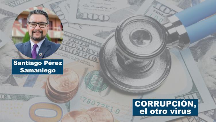 Corrupción, el otro virus